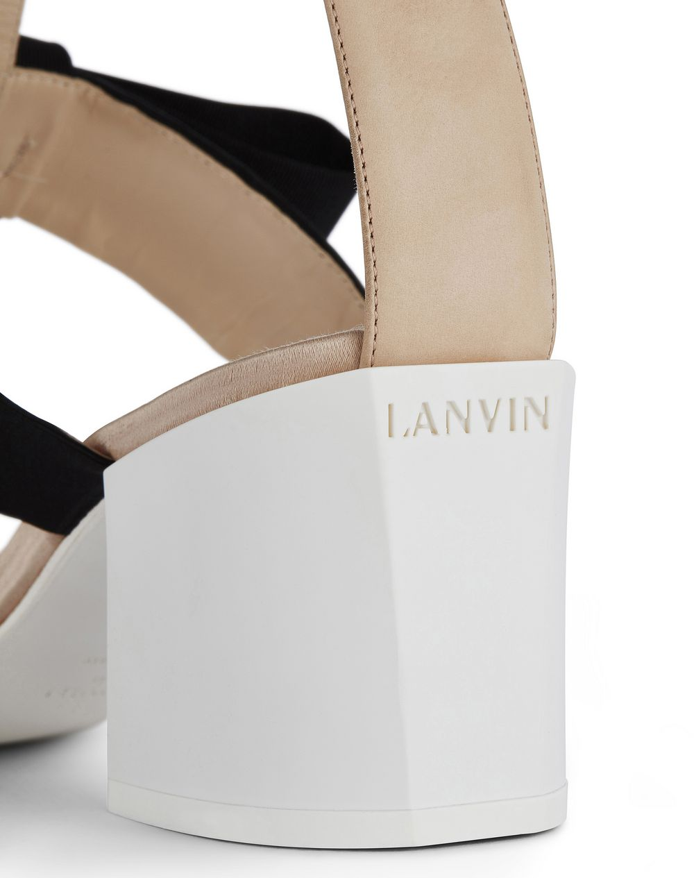 GLADIATOR BOW SANDAL  - Lanvin