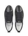 LANVIN Sneakers Woman PERFORATED LOGO SNEAKERS f