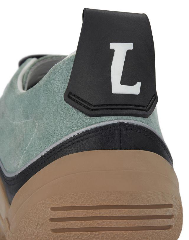 LANVIN SUEDE CALFSKIN LEATHER DIVING SNEAKER Sneakers U e