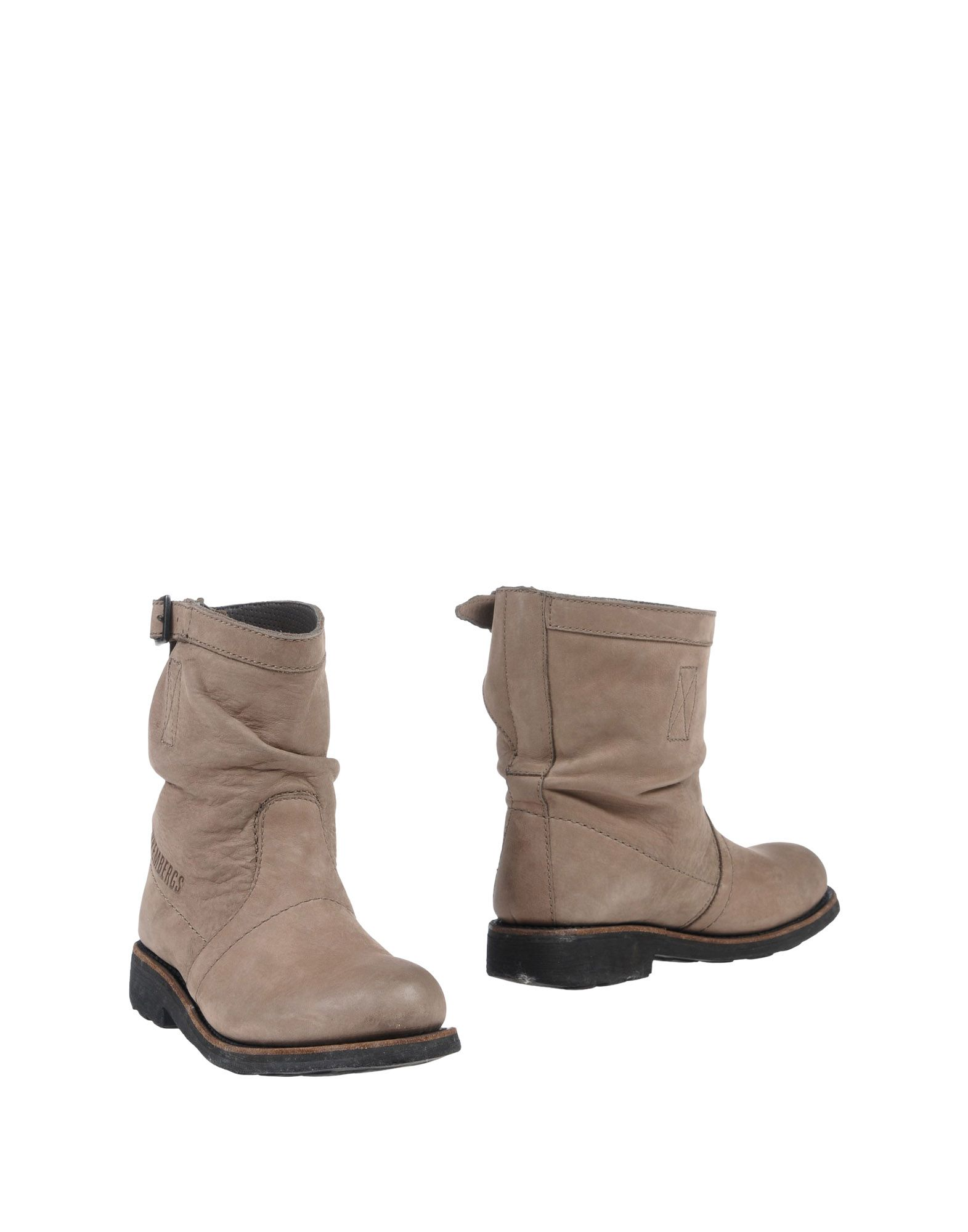 675cf60dbfc0 Bikkembergs Ankle Boots In Dove Grey