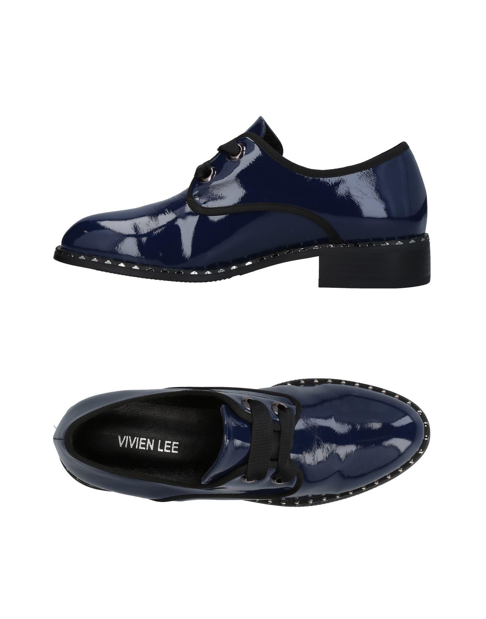 VIVIEN LEE Обувь на шнурках цены онлайн
