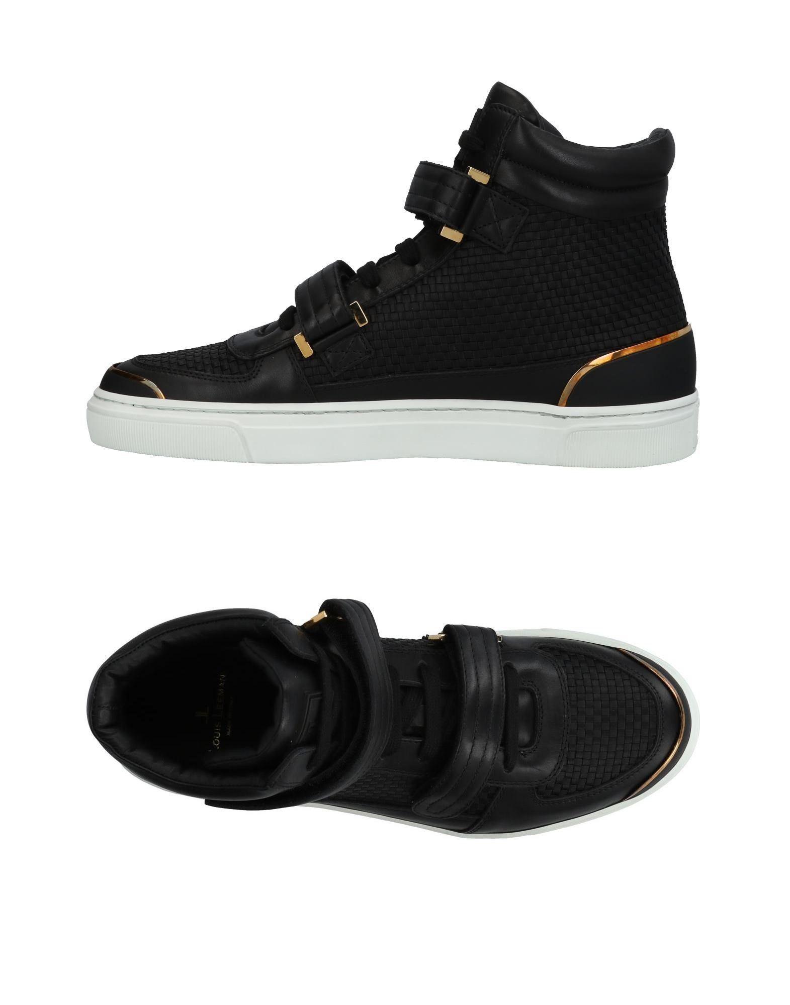 цена на LOUIS LEEMAN Высокие кеды и кроссовки