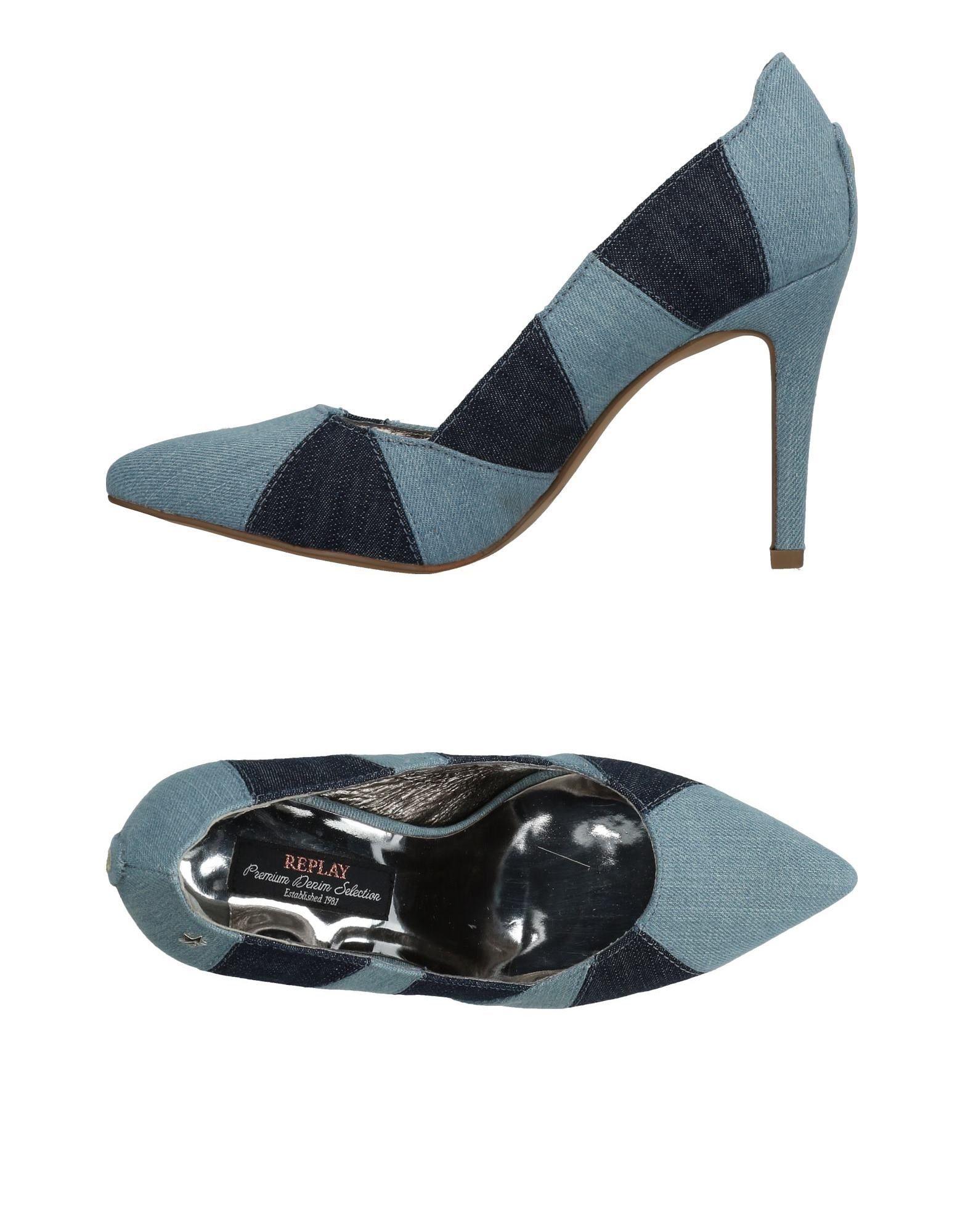REPLAY Туфли цены онлайн