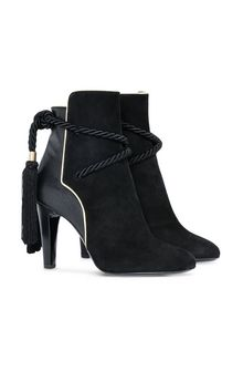 PHILOSOPHY di LORENZO SERAFINI Ankle boots Woman Ankle boots with cords f
