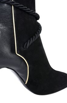 PHILOSOPHY di LORENZO SERAFINI Ankle boots with cords Ankle boots Woman e