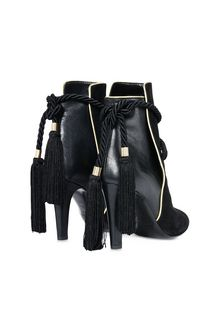 PHILOSOPHY di LORENZO SERAFINI Ankle boots with cords Ankle boots Woman r