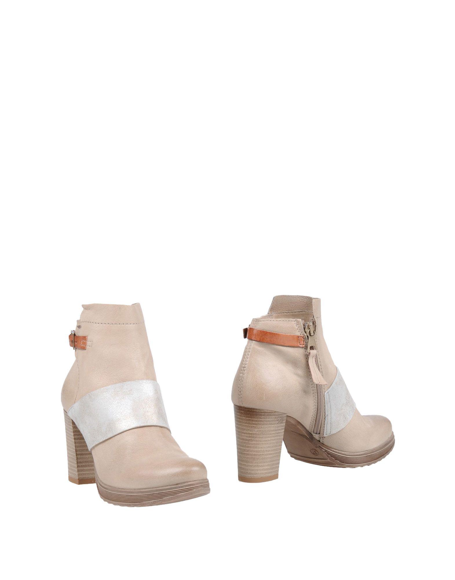 MJUS Полусапоги и высокие ботинки сапоги из кожи mjus gauchos