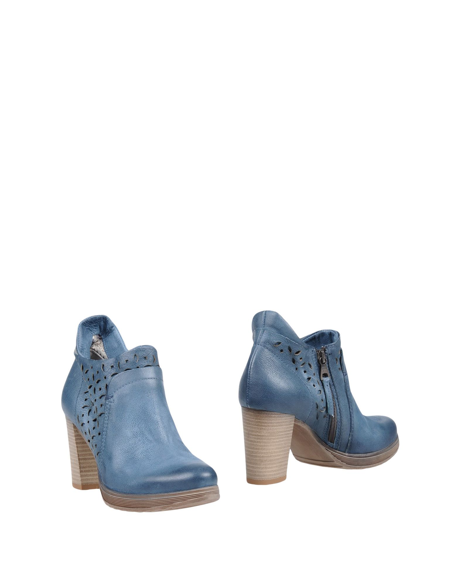 MJUS Ботинки сапоги из кожи mjus gauchos