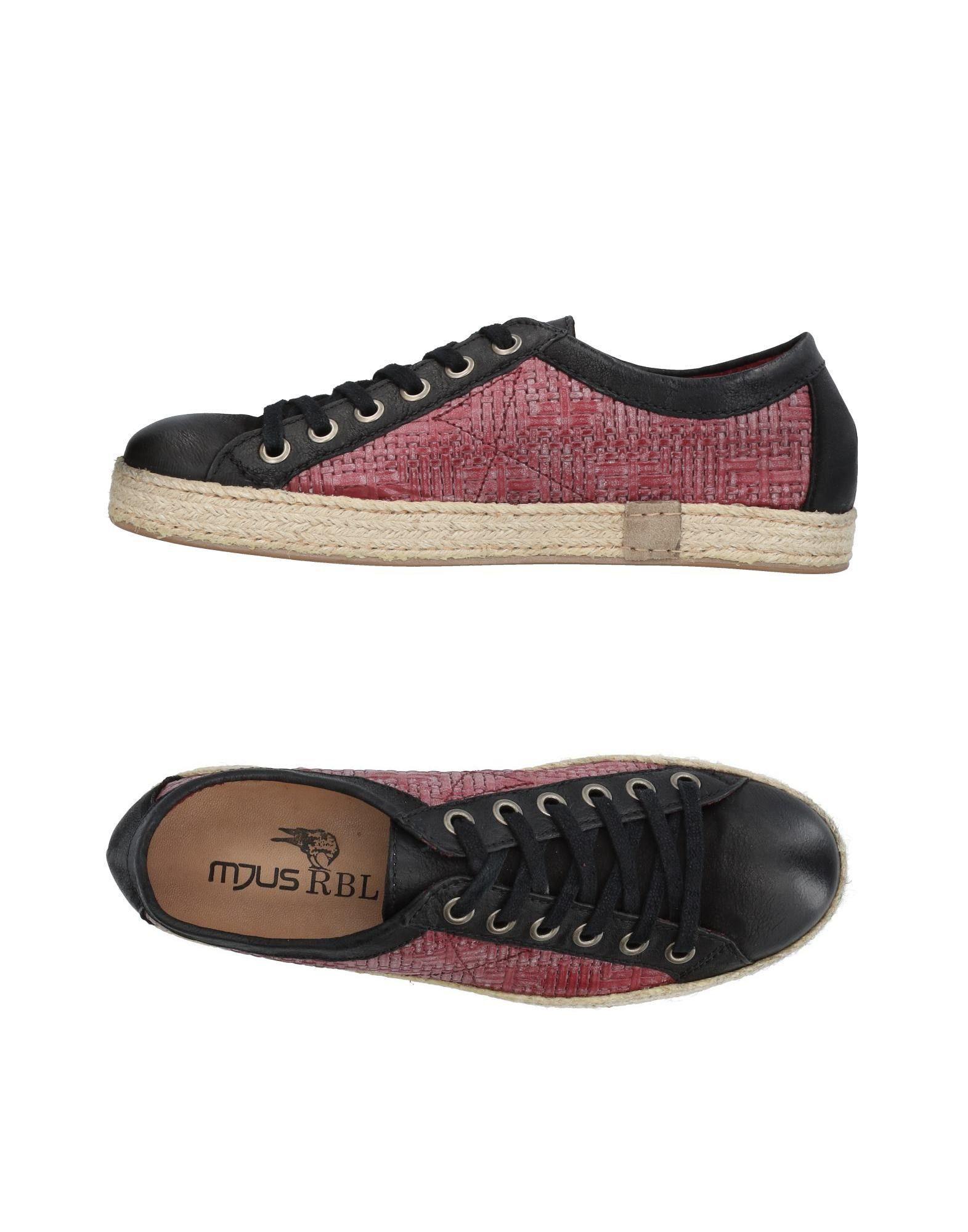 MJUS RBL Низкие кеды и кроссовки mjus низкие кеды и кроссовки