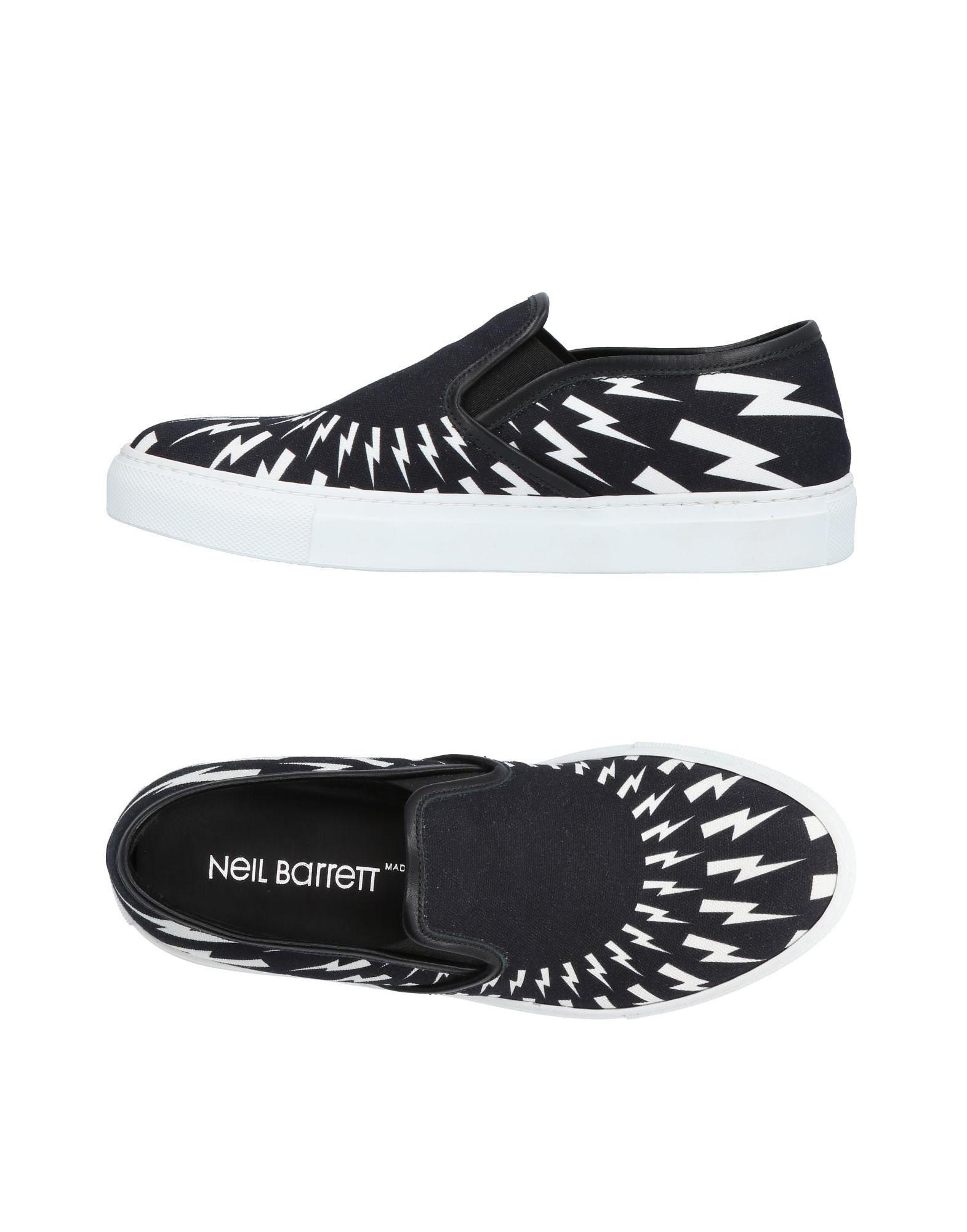 NEIL BARRETT | NEIL BARRETT Low-tops & sneakers | Goxip