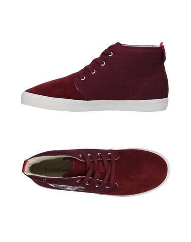 zapatillas BUCKETFEET Sneakers abotinadas hombre