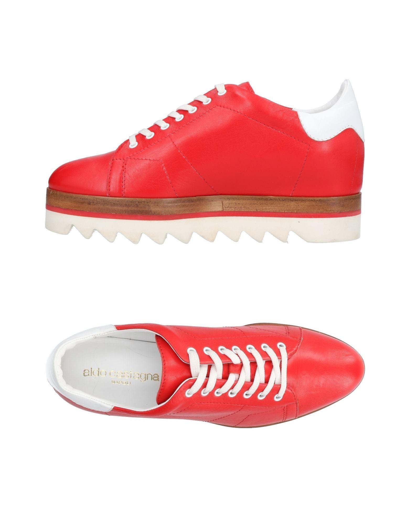 aldo castagna обувь на танкетке ALDO CASTAGNA Обувь на шнурках