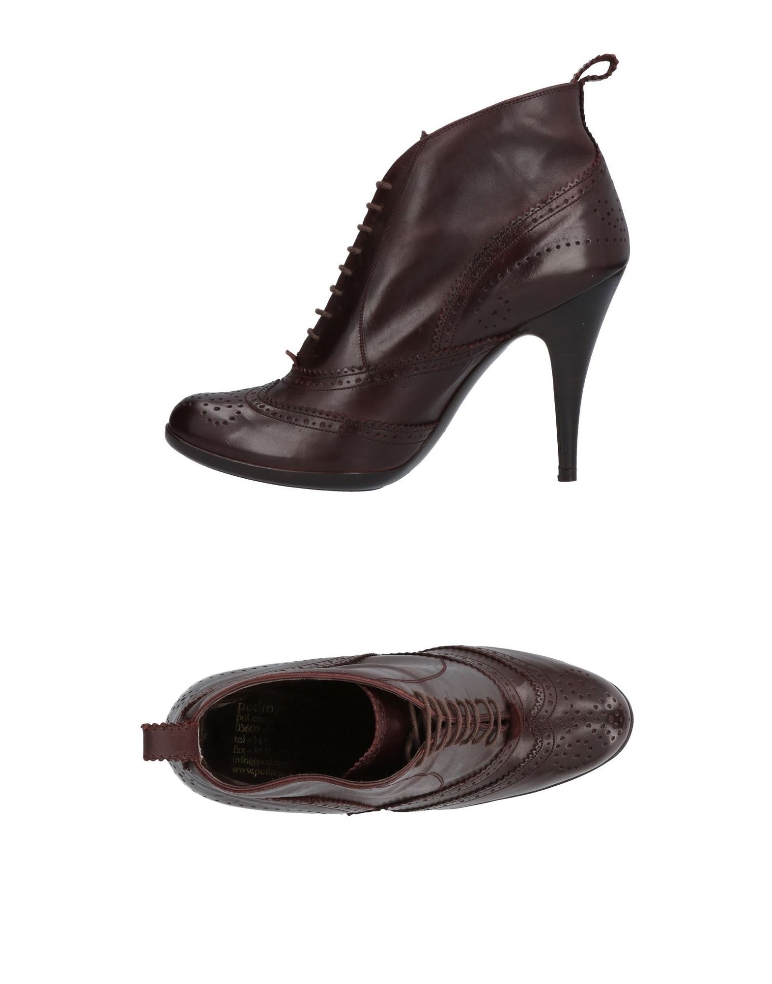 PEDRO GARCÍA Обувь на шнурках куплю катер pedro б у