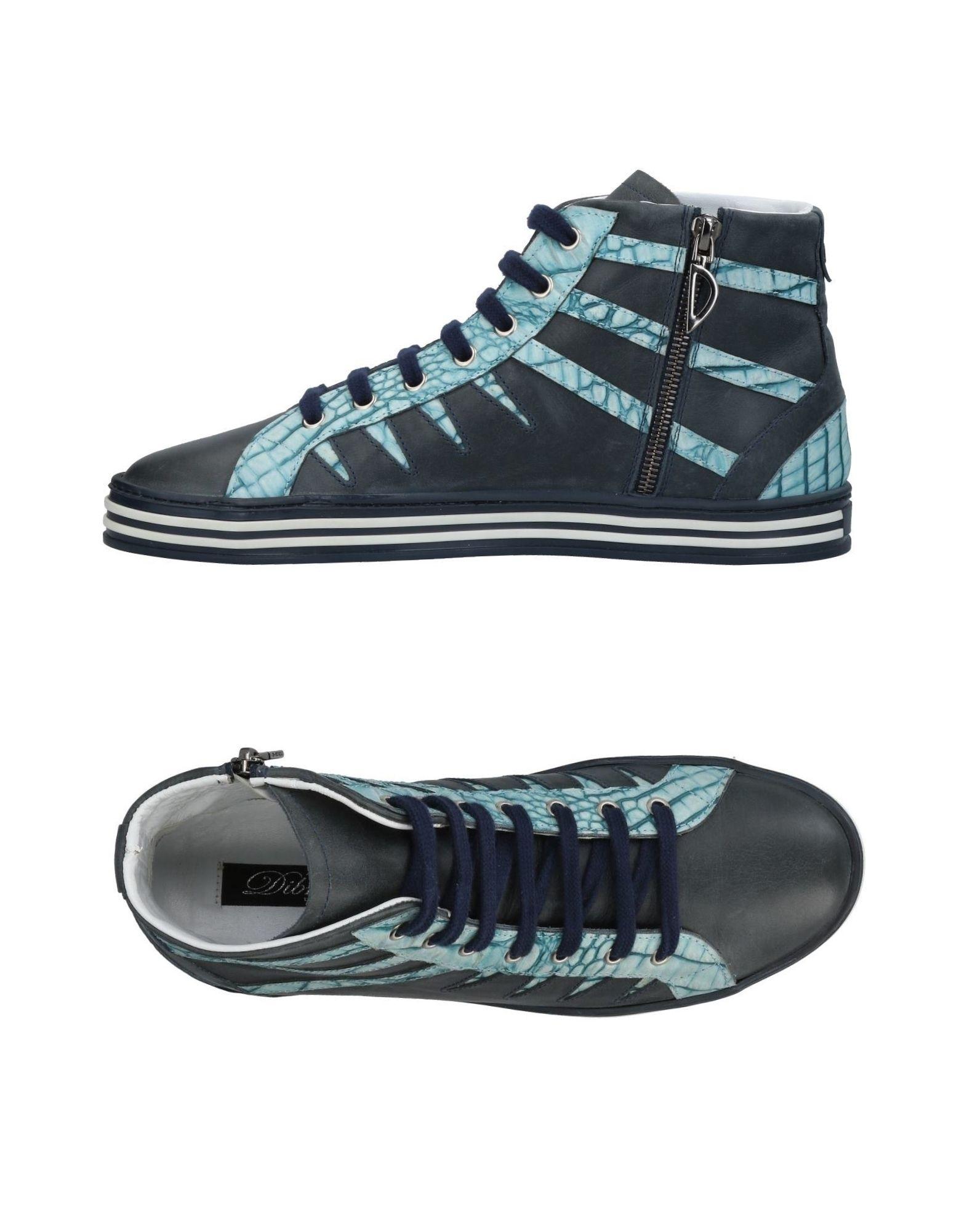 DIBRERA BY PAOLO ZANOLI Высокие кеды и кроссовки am pm by bottega backdoor высокие кеды и кроссовки