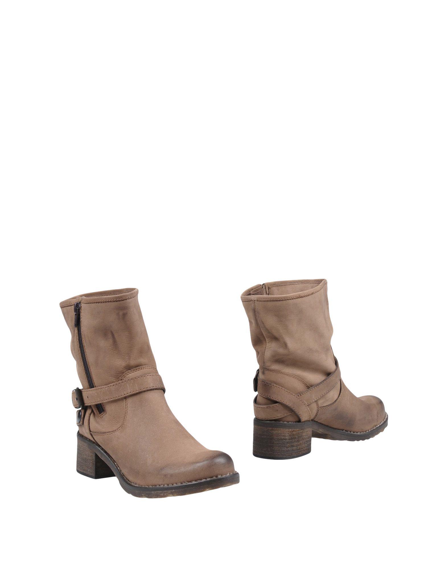 ALBERTO MORETTI Полусапоги и высокие ботинки