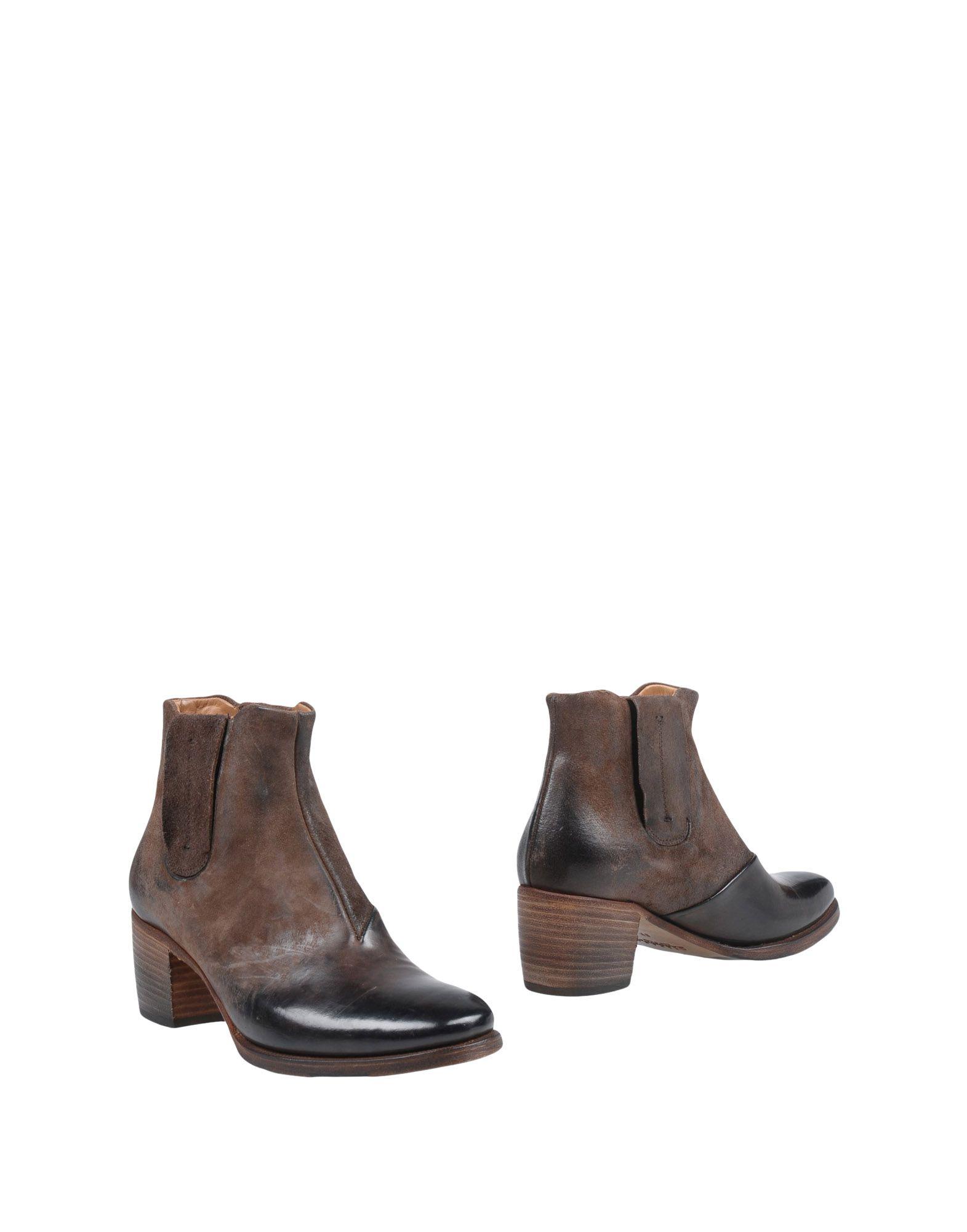 цена SILVANO SASSETTI Полусапоги и высокие ботинки онлайн в 2017 году