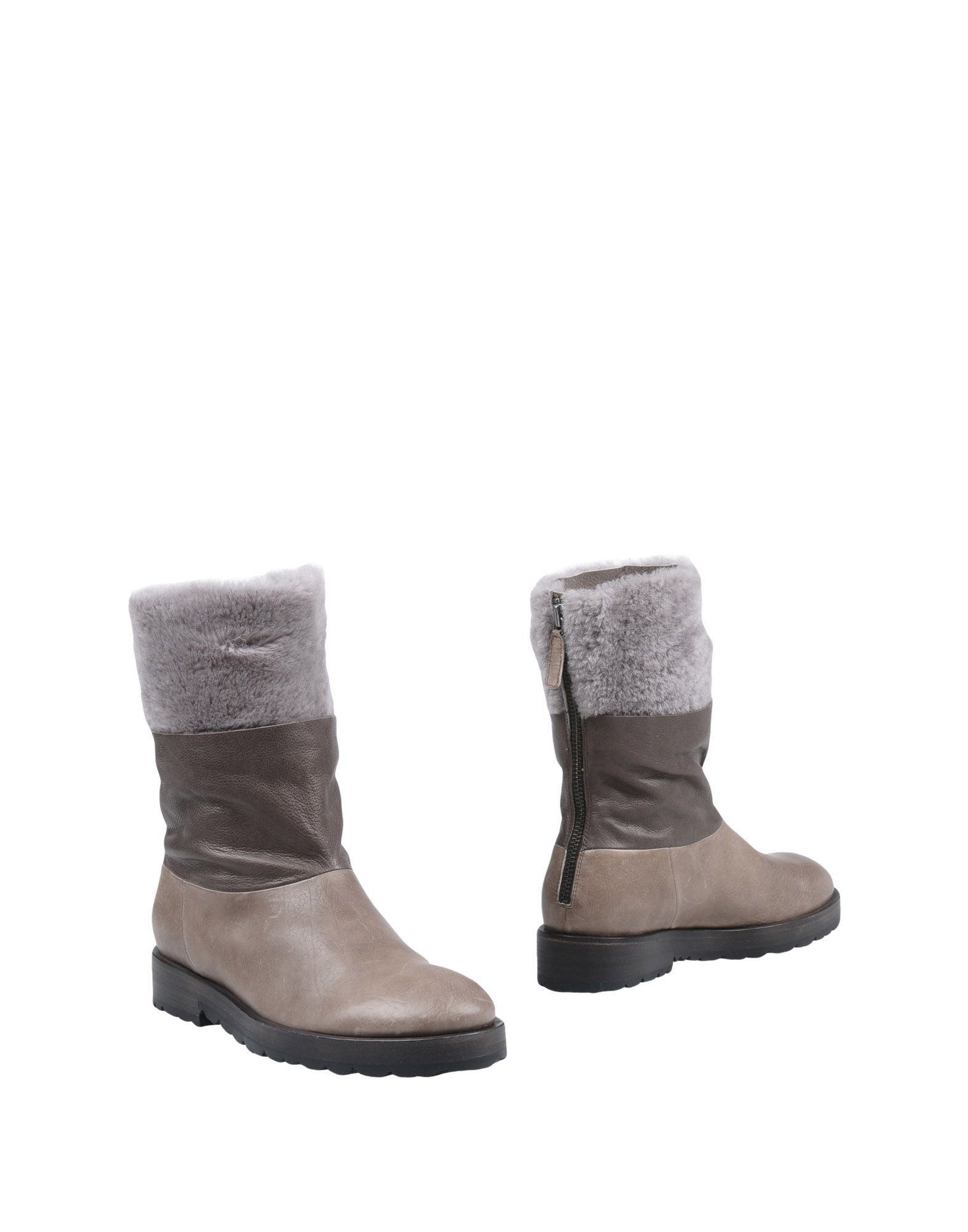 PURO Полусапоги и высокие ботинки puro snyxesblk black