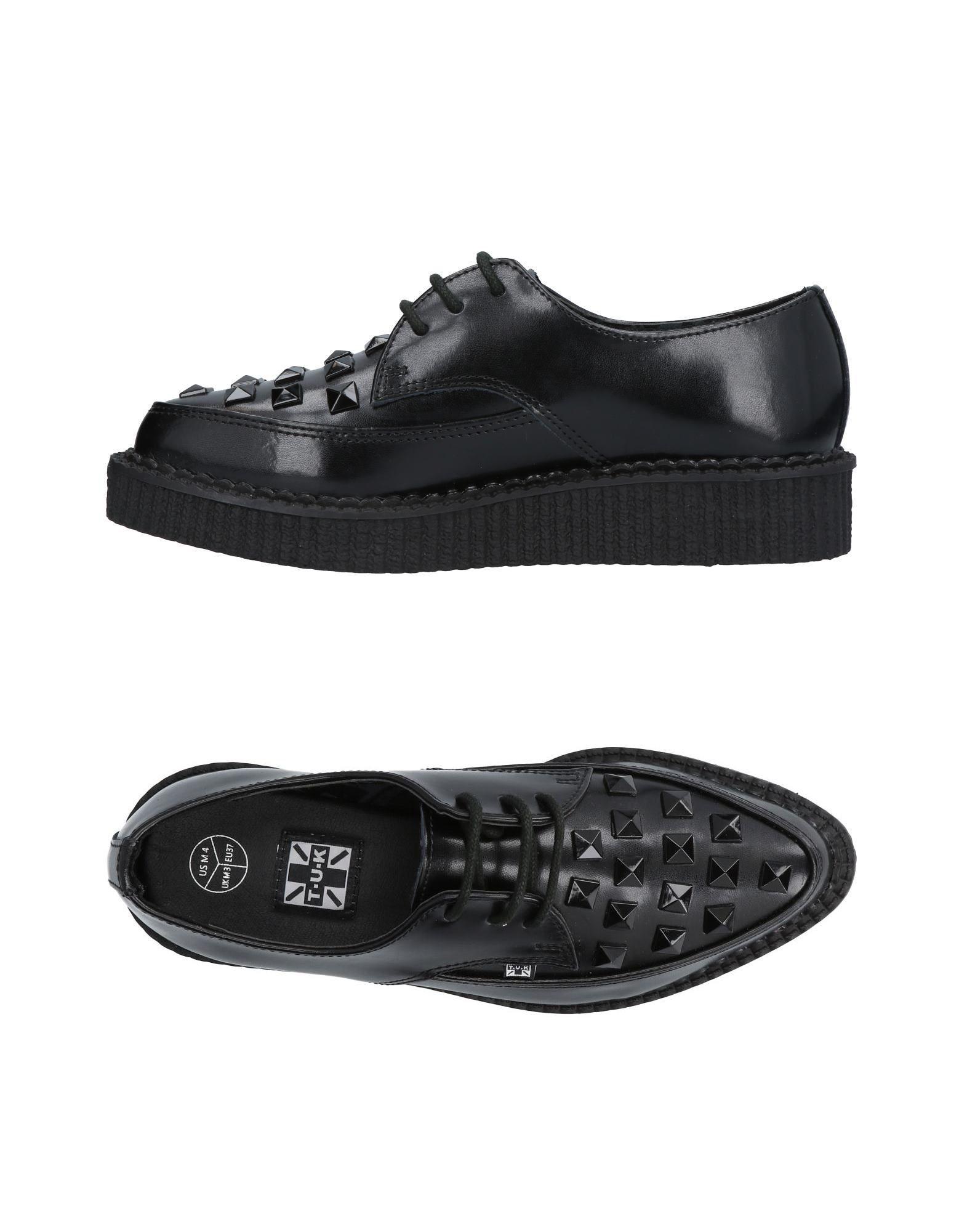 T.U.K Обувь на шнурках endless обувь на шнурках