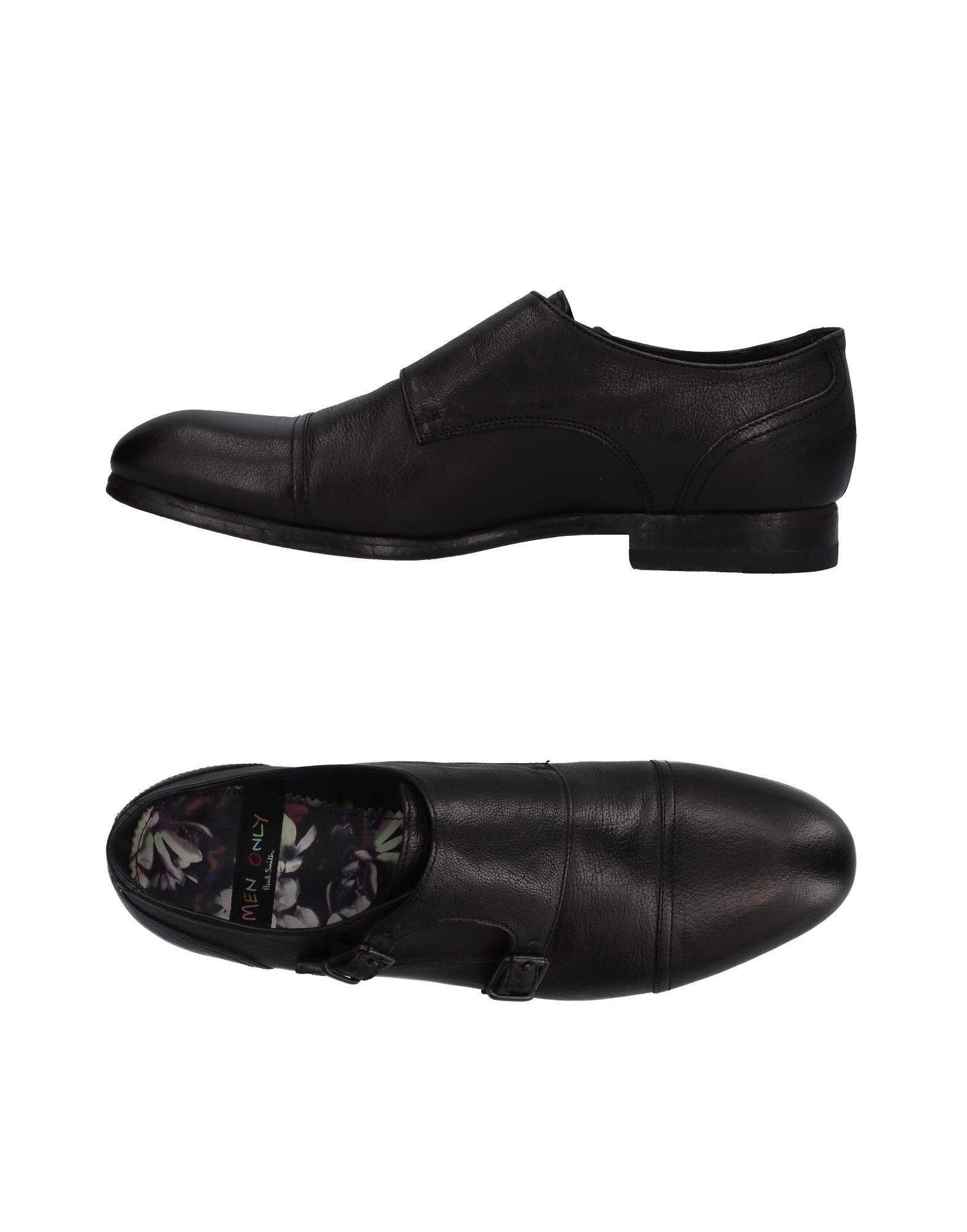 MEN ONLY PAUL SMITH Мокасины men only paul smith полусапоги и высокие ботинки