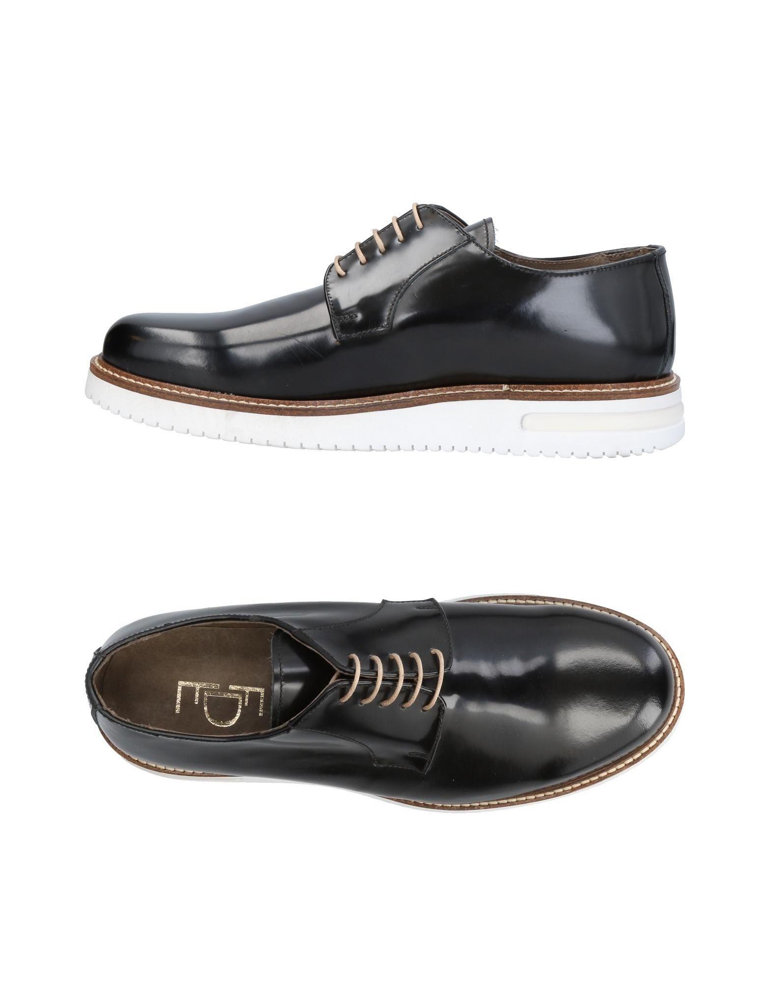 FDF SHOES Обувь на шнурках цены онлайн