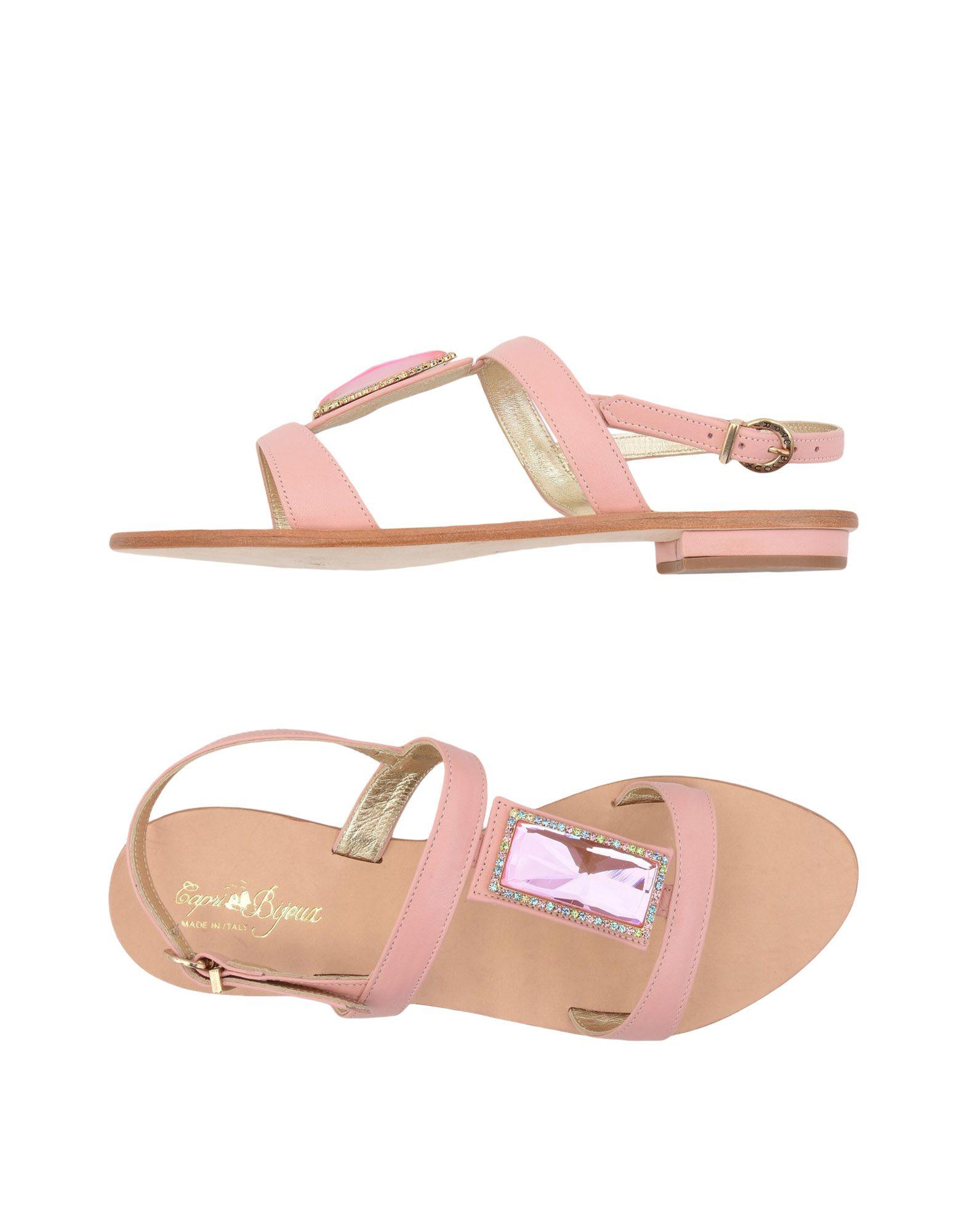 CAPRI BIJOUX | CAPRI BIJOUX Sandals | Goxip