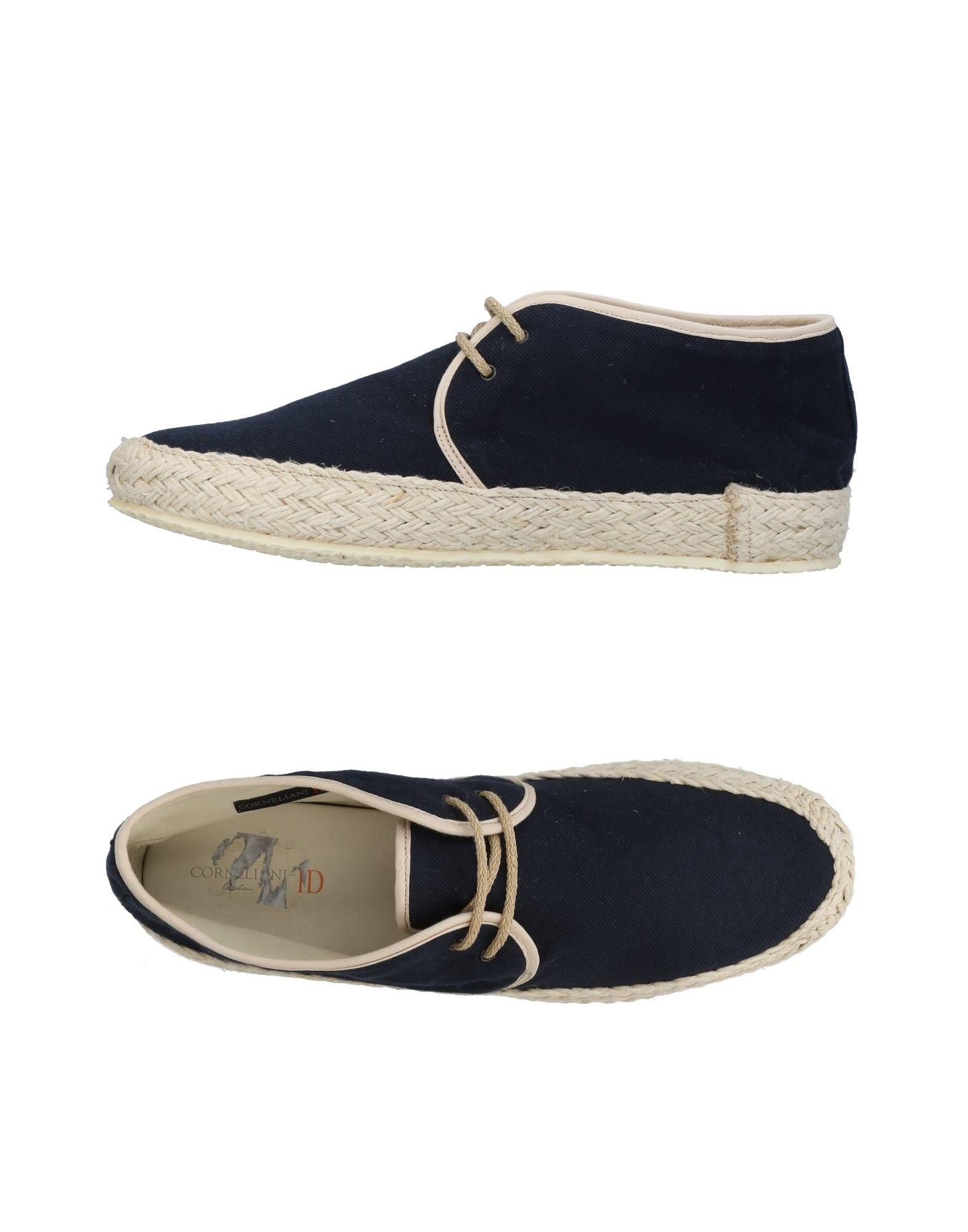цена CORNELIANI ID Обувь на шнурках онлайн в 2017 году