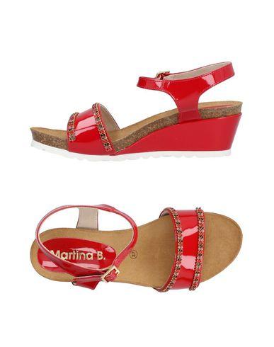 zapatillas MARTINA B. Sandalias mujer
