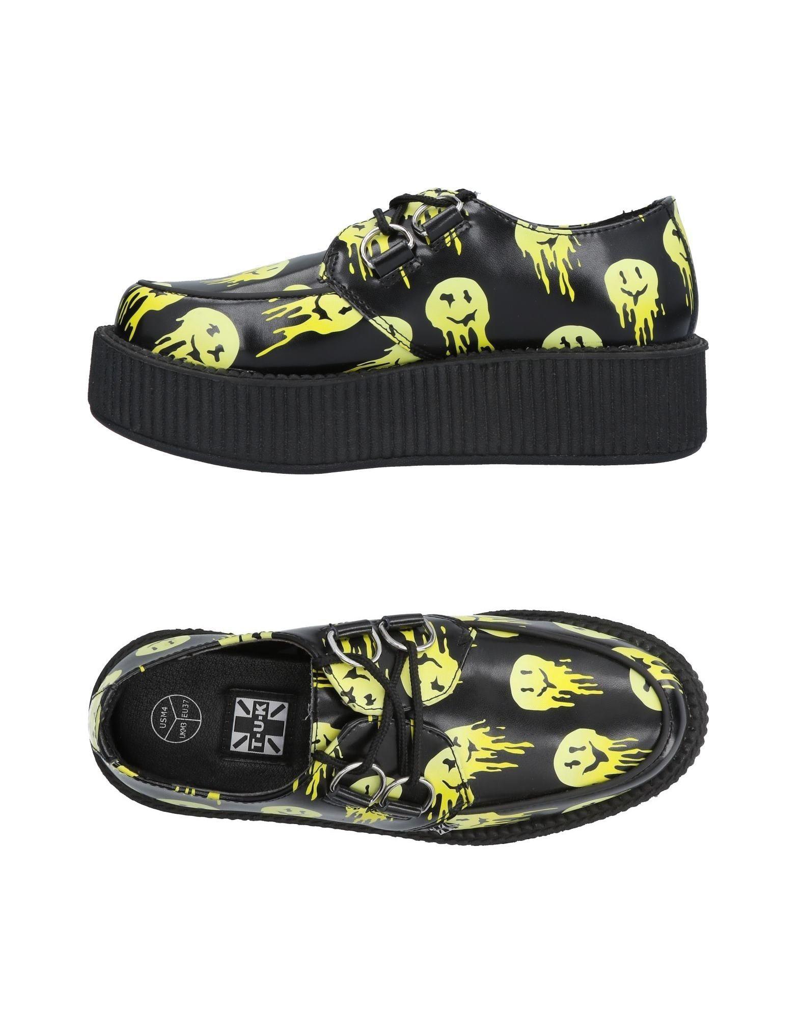T.U.K Обувь на шнурках melissa обувь на шнурках