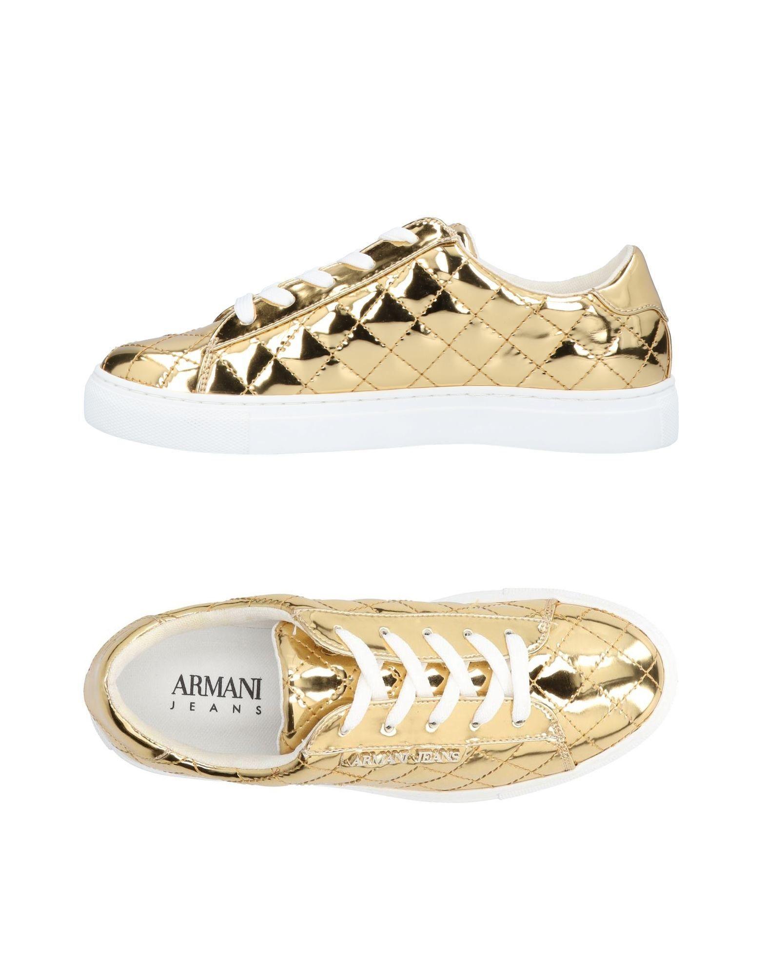 ARMANI JEANS Низкие кеды и кроссовки кроссовки armani jeans armani jeans ar411awpwc90