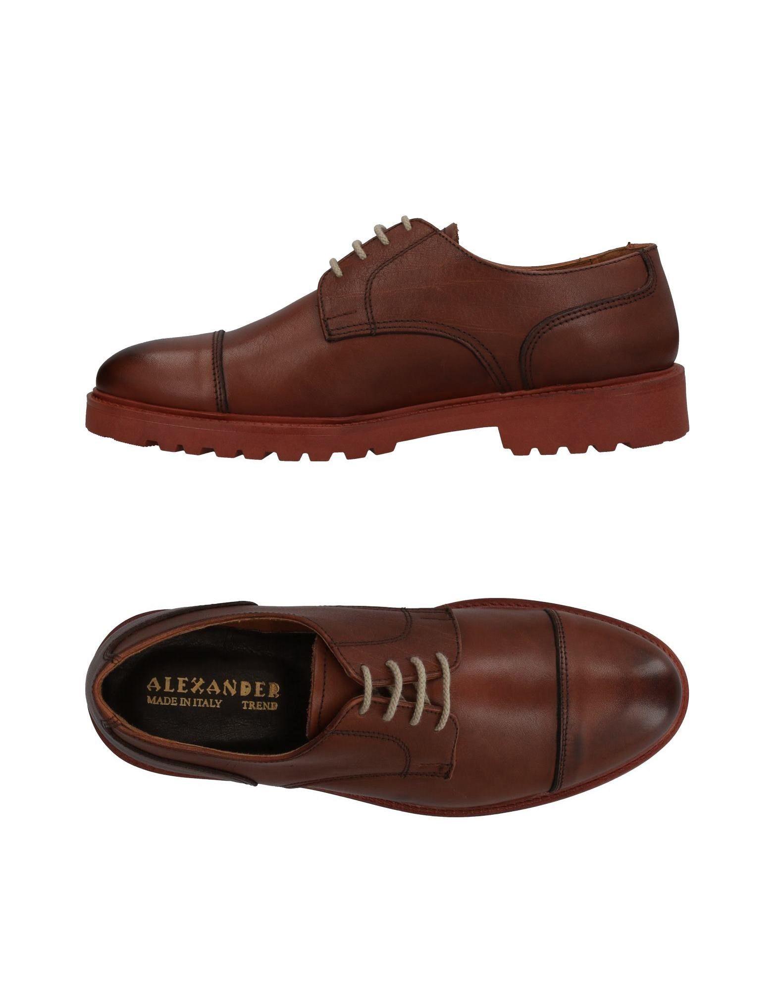 ALEXANDER TREND Обувь на шнурках alexander osterwalder trend driven innovation beat accelerating customer expectations