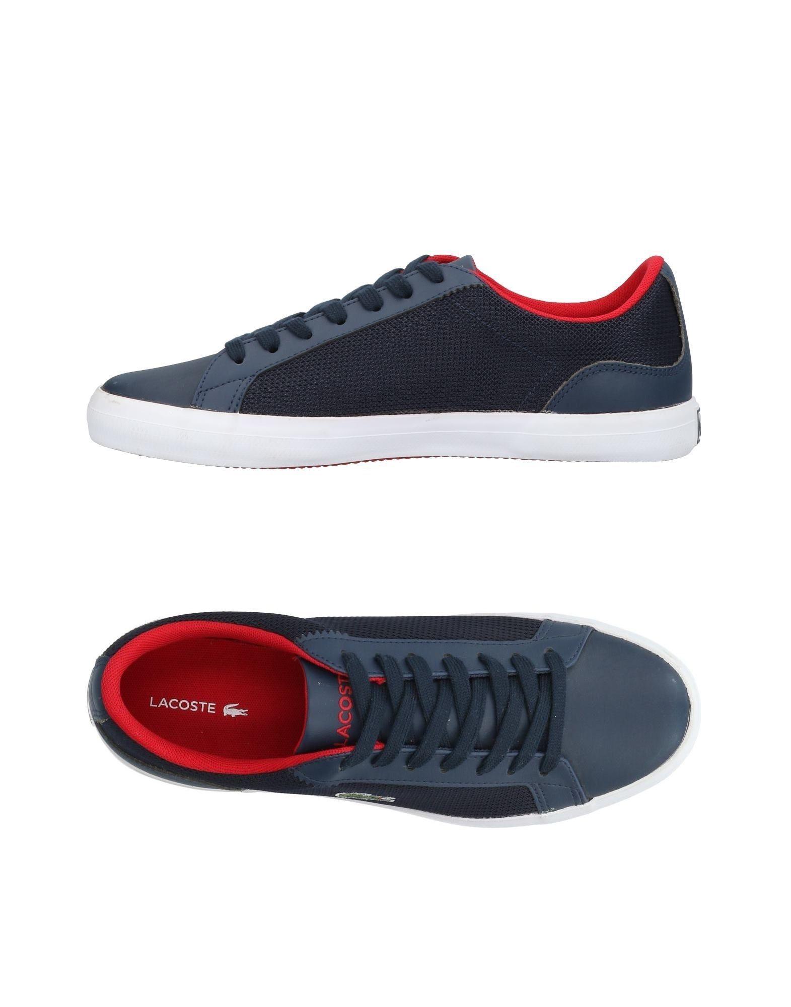e72302b78f5 LACOSTE ΠΑΠΟΥΤΣΙΑ Παπούτσια τένις χαμηλά, Ανδρικά παπούτσια τέννις ...