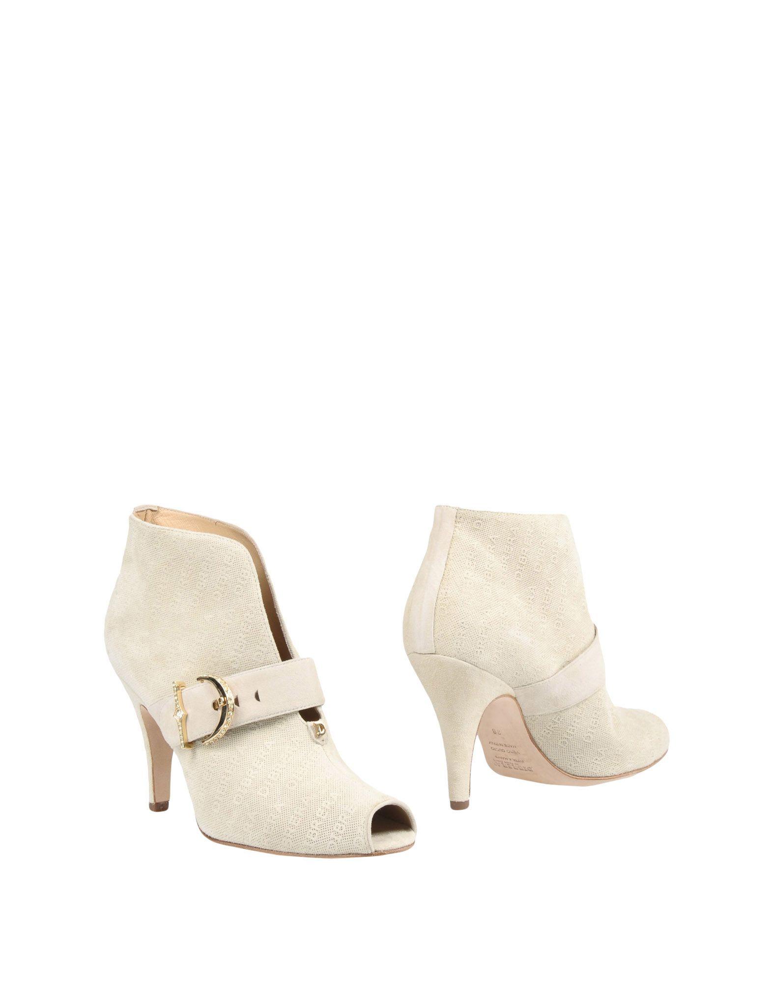 DIBRERA BY PAOLO ZANOLI Полусапоги и высокие ботинки полусапоги dibrera полусапоги