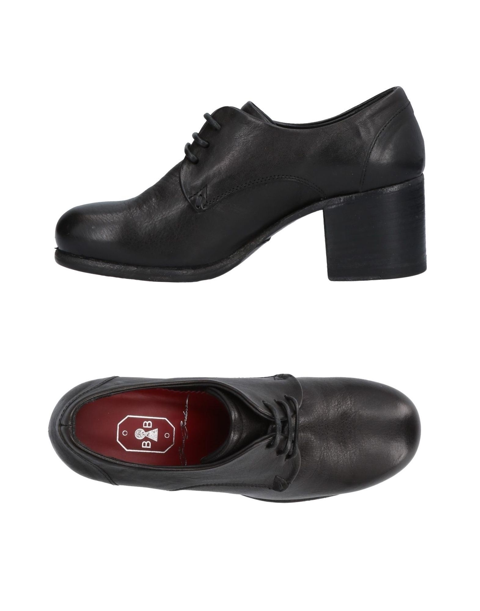 BRUNO BORDESE Laced Shoes in Black