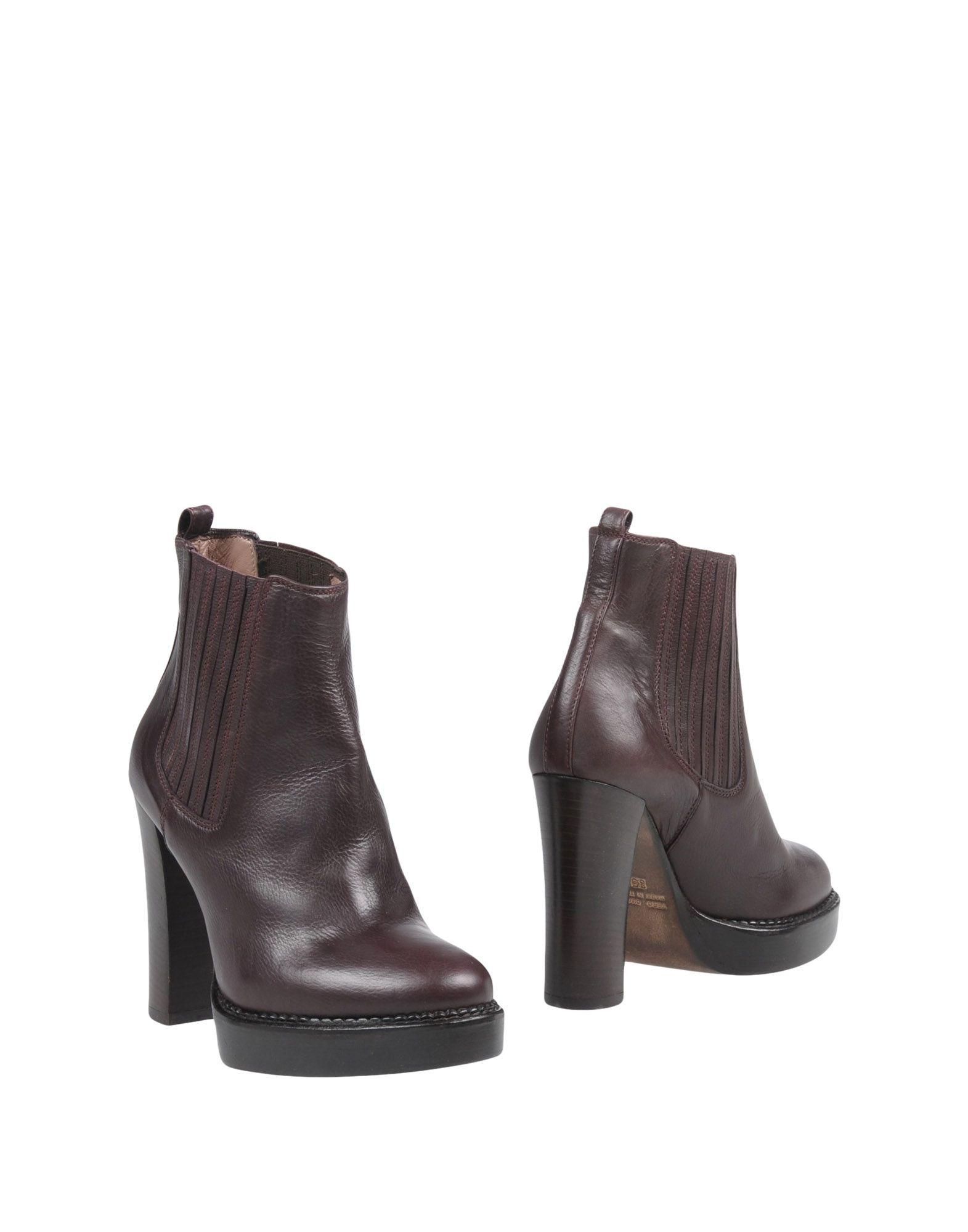 GARRICE Полусапоги и высокие ботинки just cavalli полусапоги и высокие ботинки
