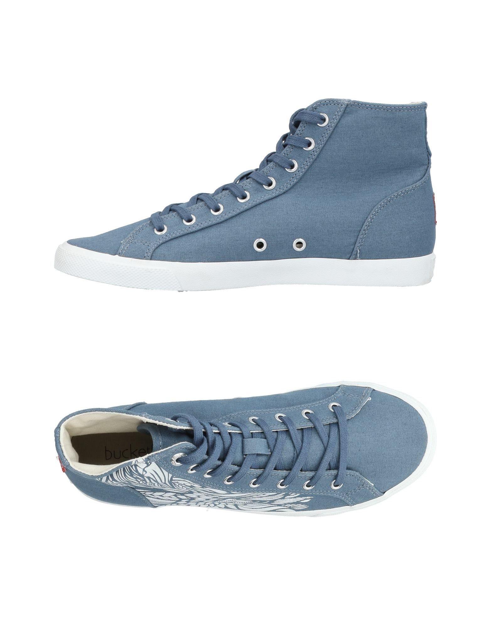 BUCKETFEET Sneakers in Slate Blue