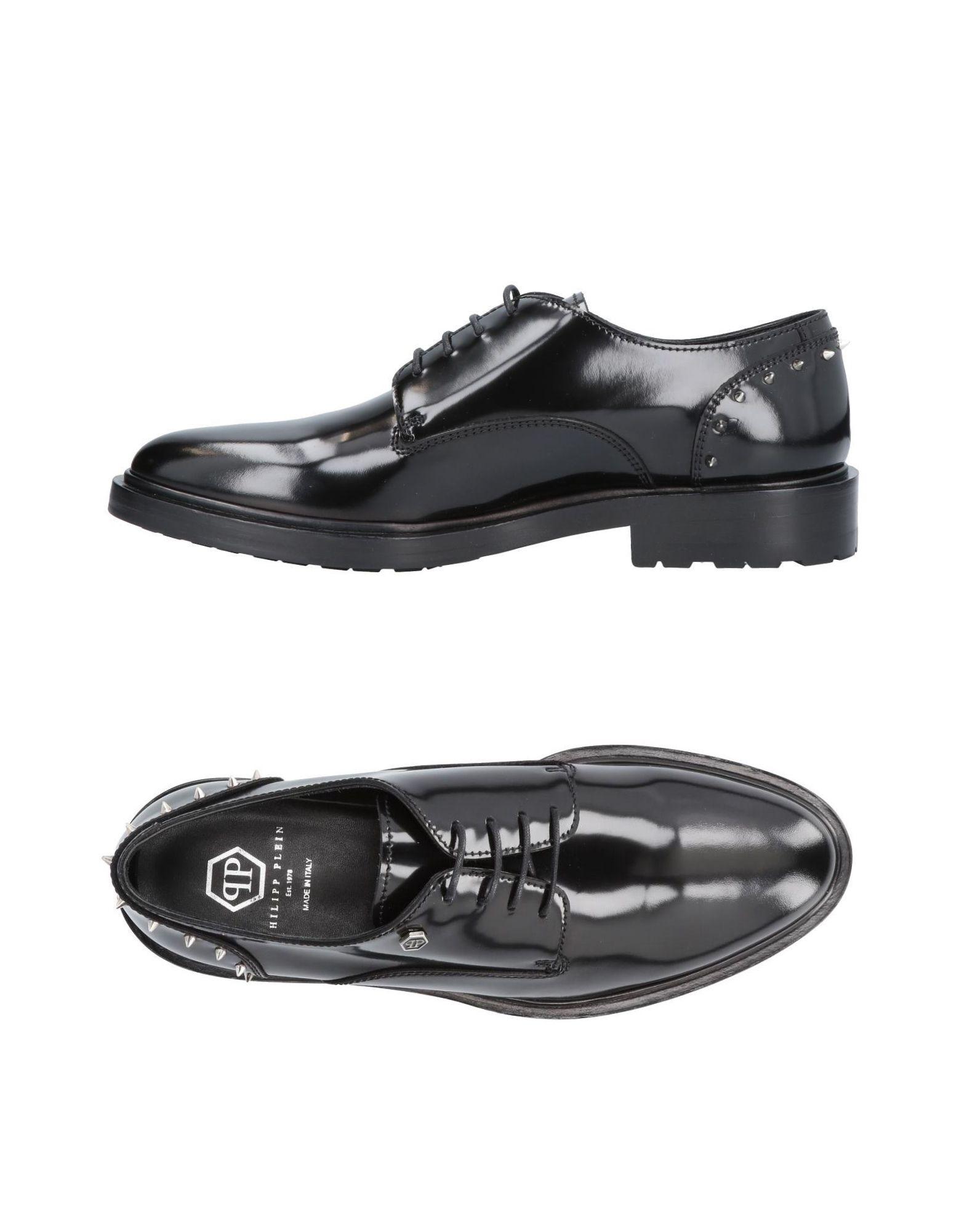 цена PHILIPP PLEIN Обувь на шнурках онлайн в 2017 году