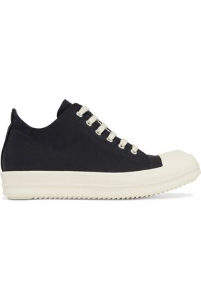 DRKSHDW by RICK OWENS Canvas sneakers