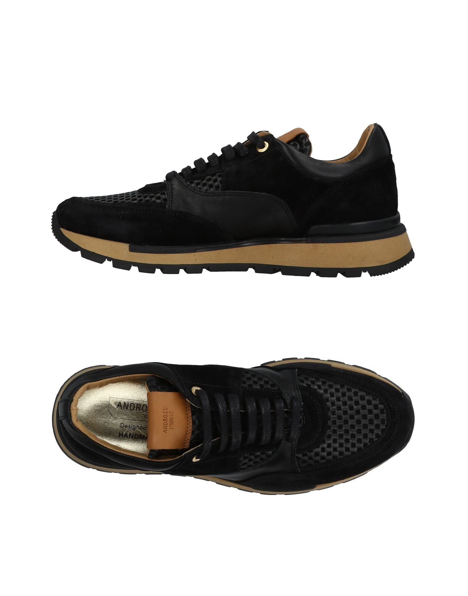 ANDROID HOMME Sneakers in Black