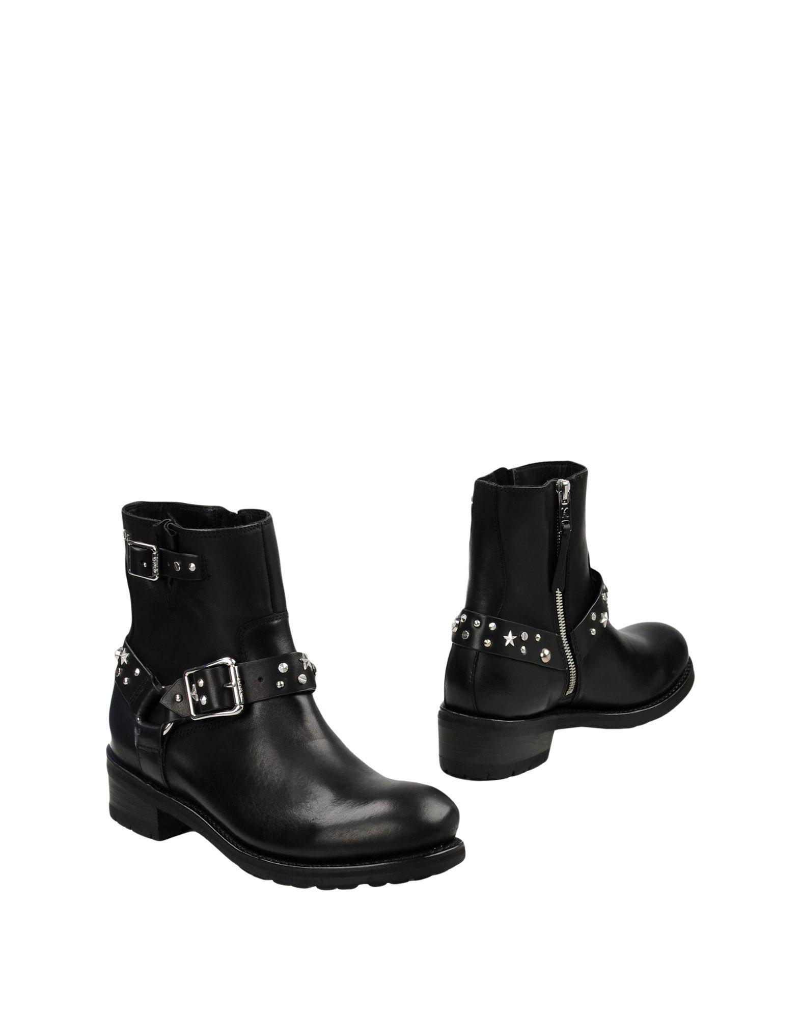 KARL LAGERFELD   KARL LAGERFELD Ankle boots 11423782   Goxip
