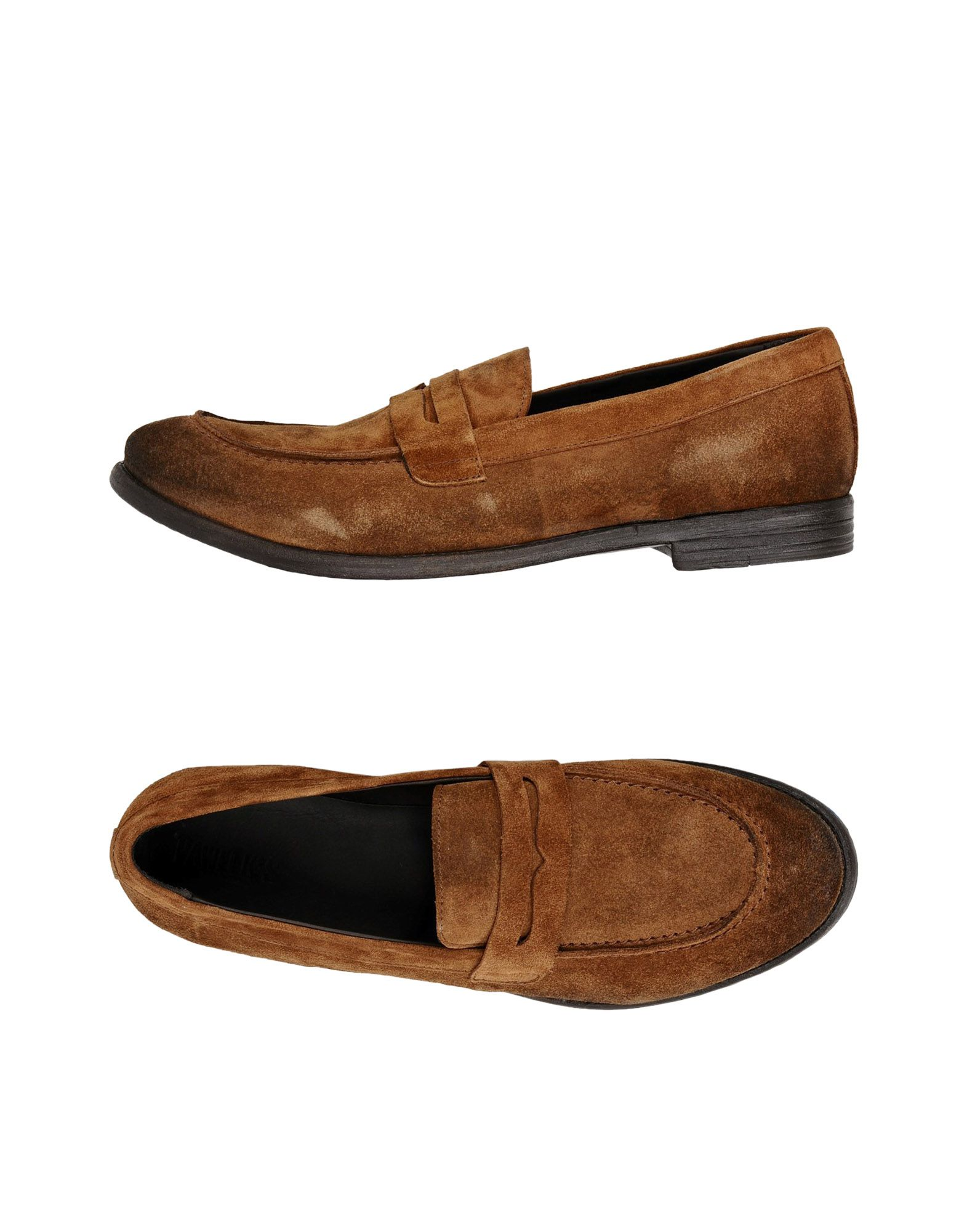 PAWELK'S Loafers in Brown