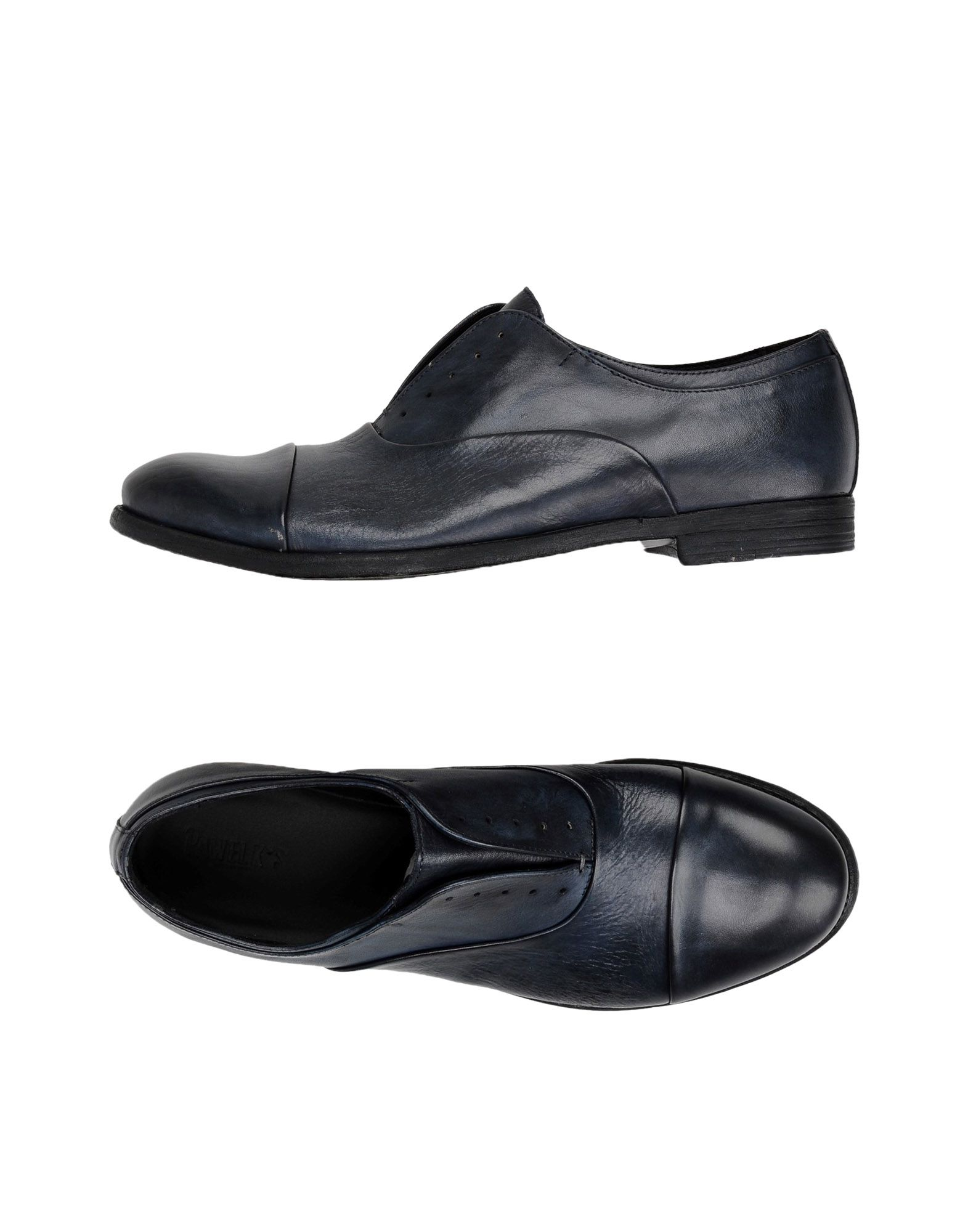 PAWELK'S Loafers in Dark Blue