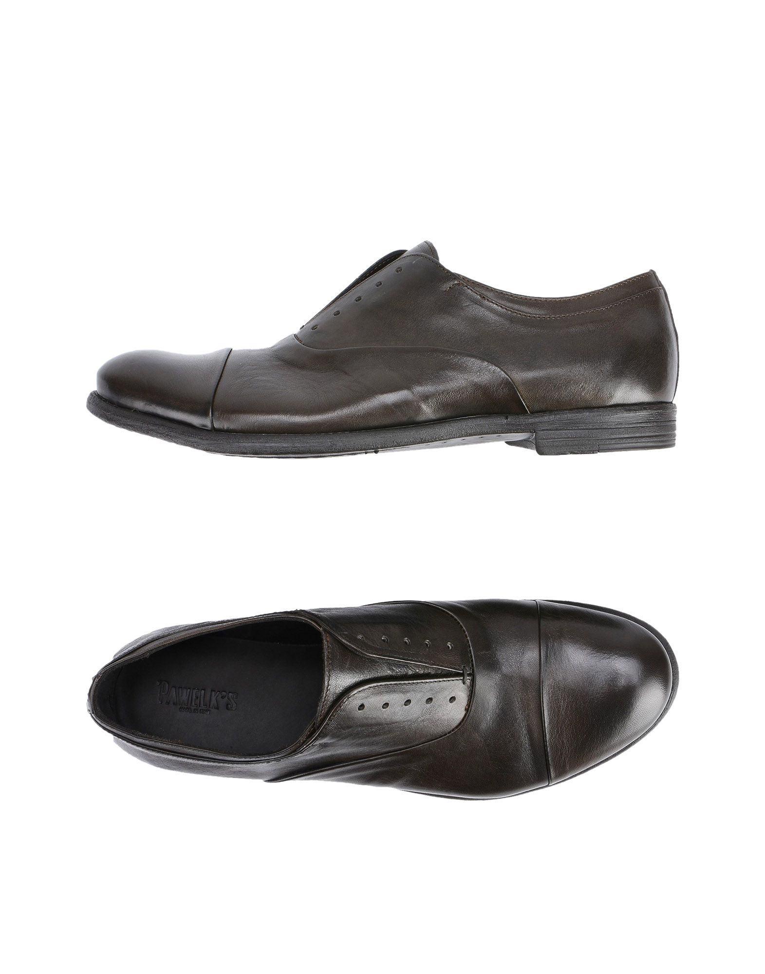 PAWELK'S Loafers in Cocoa