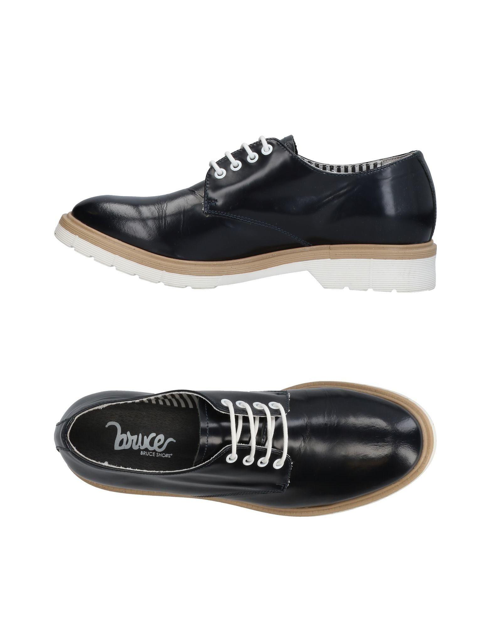BRUCE Обувь на шнурках poetic licence обувь на шнурках