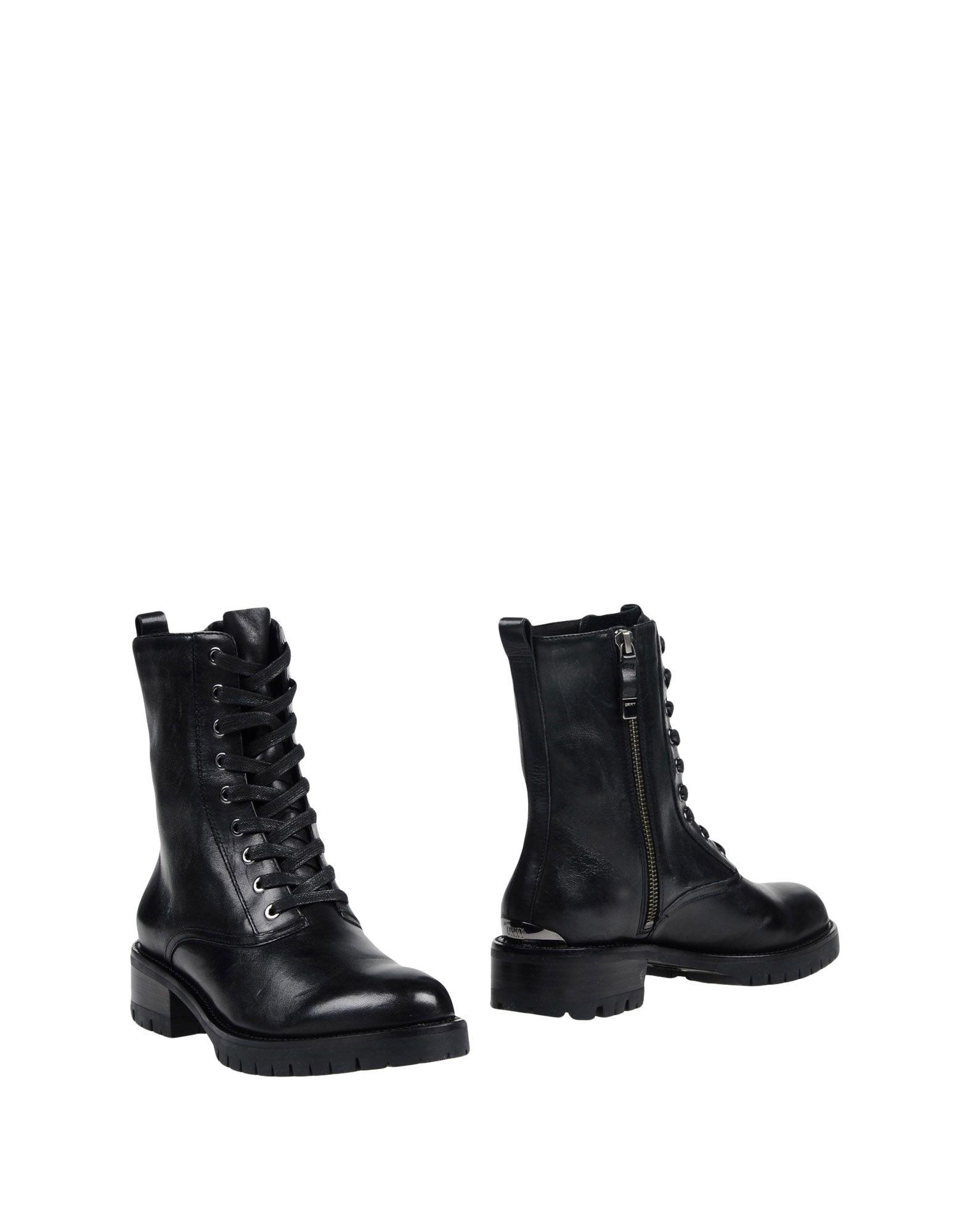 DKNY Полусапоги и высокие ботинки magazzini del sale полусапоги и высокие ботинки