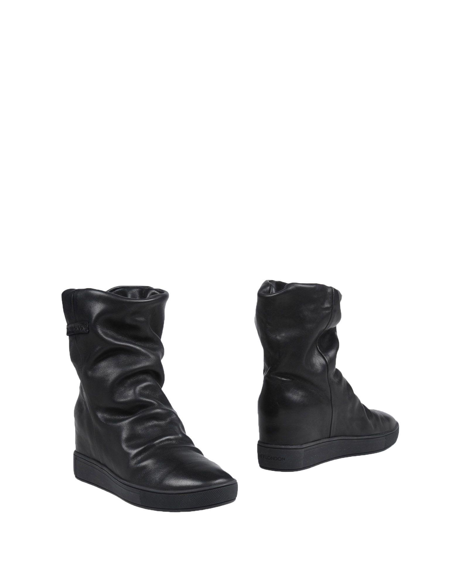 CRIME London Полусапоги и высокие ботинки sacha london полусапоги и высокие ботинки