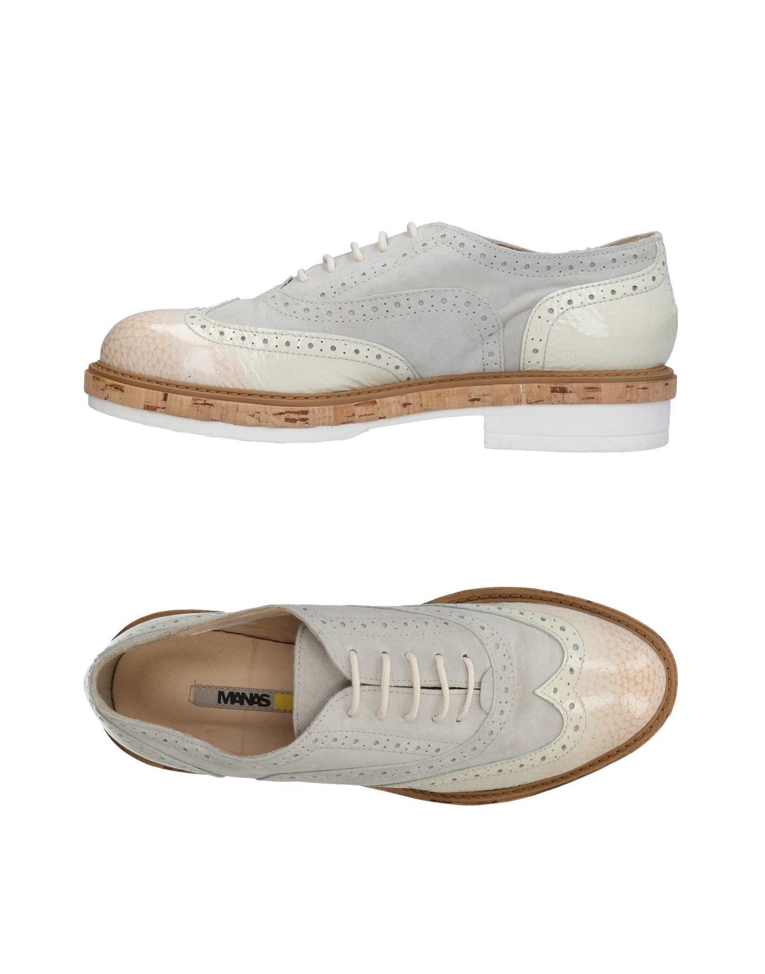 MANAS Обувь на шнурках manas