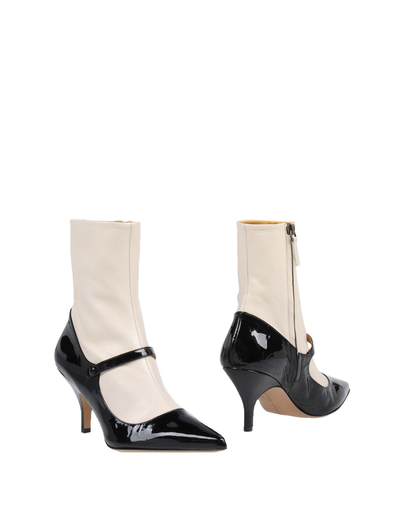 VERONIQUE BRANQUINHO Полусапоги и высокие ботинки veronique branquinho полусапоги и высокие ботинки page 8