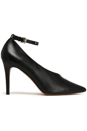 CLAUDIE PIERLOT Leather pumps
