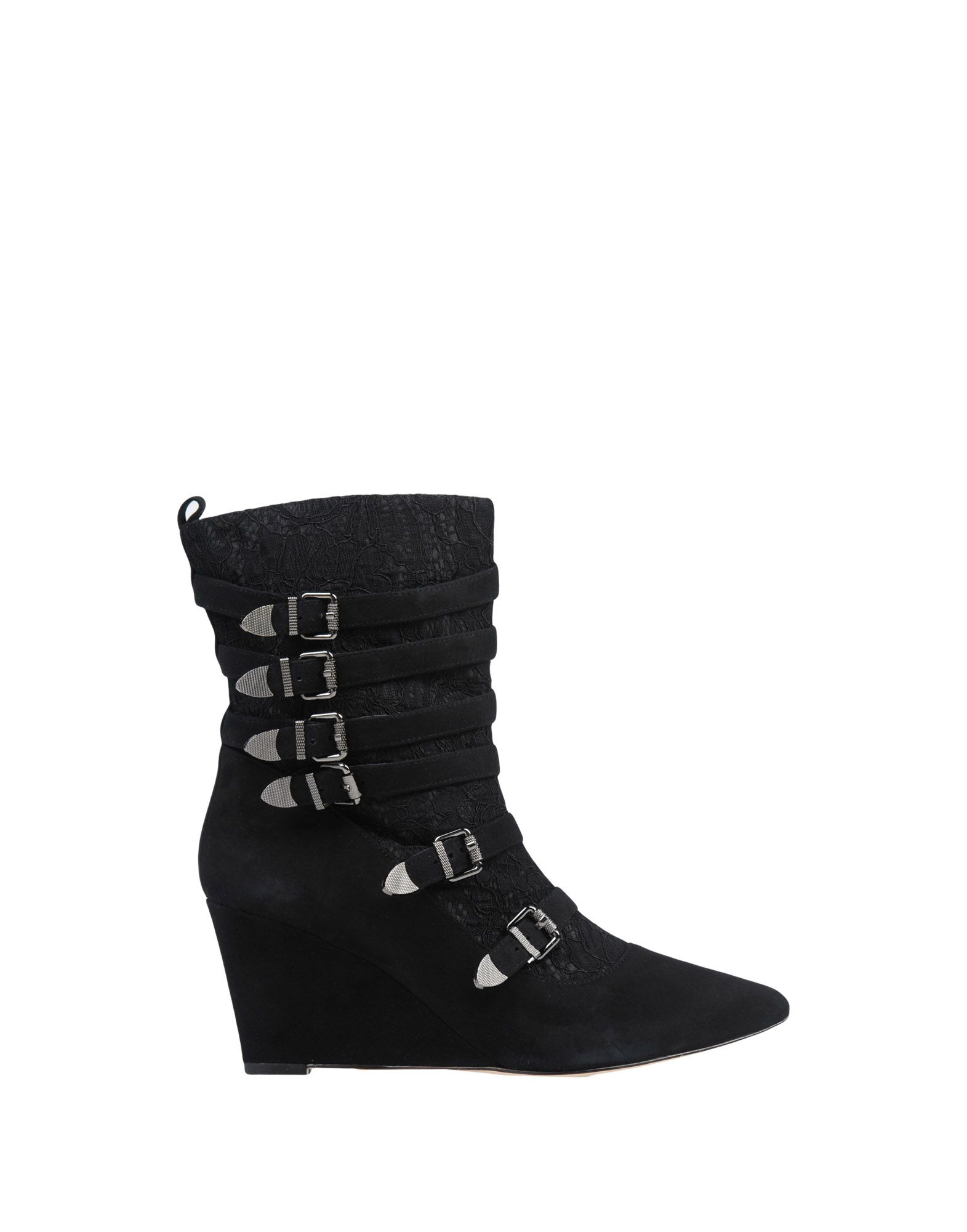 LUCY CHOI London Полусапоги и высокие ботинки цена и фото
