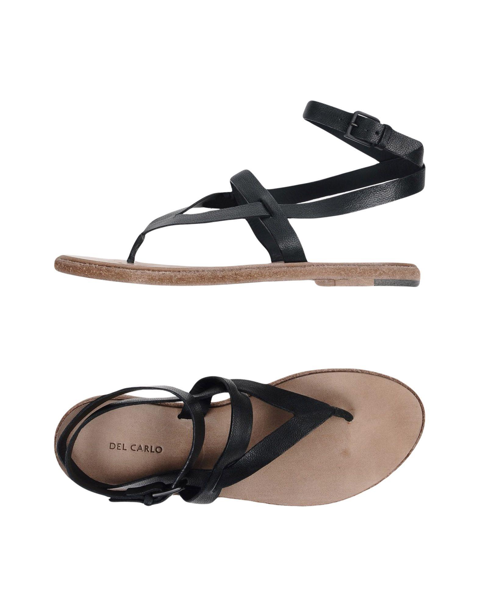 Del Carlo Flip flops